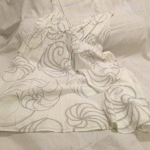 Old Navy Cotton Sun Dress